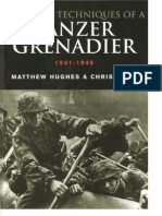 Fighting Techniques of a Panzer Grenadier 1941-45. Part One