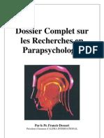 #Parapsychologie Moderne