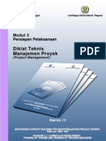 Modul 3 Eselon4 Manajemen Proyek