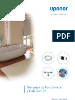 Manual Técnico Uponor Fontanería 2012
