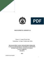 Presentasi Kasus RSPAD GS 24-8-2011 (Dr. Bagus Sp. KJ)