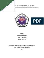 TUGAS MANAJEMEN SDM Bab 8.docx