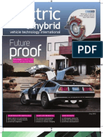 Electric & Hybrid Vehicle Technology International - July 2012