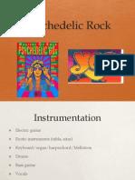 Psychedelic Rock Presentation
