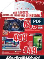 Media World Roma Offerte Natale 2012
