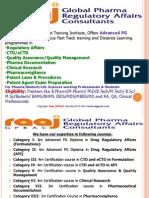 Raaj Gprac Courses