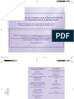 fondo global - modelo consensuado de consejería para la prevención primaria del vihsida en organizaciones de la sociedad civil