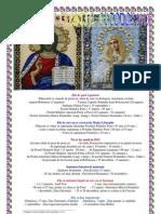 Calendar Crestin - Ortodox 2013