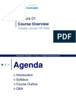 Lecture #1 Into to CS312