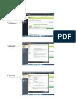 configuração atualizar avast com proxy