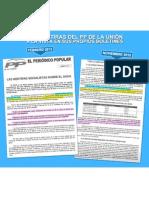 Mentiras PP Febrero a Noviembre 2012