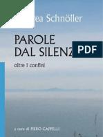 Parole+Dal+Silenzio+ANTEPRIMA