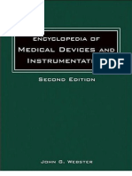 Encyclopedia of Medical Devices and Instrumentation - Vol. 1