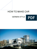 How to Make Car