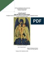 Francisco Godoy - Tesis - Traje De-sastre - Gajes del Oficio de Cuerpos Duales - Investigación sobre violaciones a los Derechos Humanos cometidas a trabajadoras sexuales travestis y transgéneras
