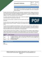 FST DFS Gamewell FCI 7100 Series