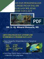 Materi Pengawasan Pesisir Dan Ekosistem Laut