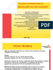 fundación futuro - estudio de opinión pública - la sexualidad de los chilenos - 2006