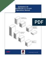 APC Symmetra LX Manual