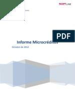 Microcréditos octubre 2012