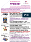 Carmarthenshire Newsletter Dec12