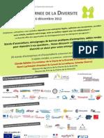 Invitation 6 dec Journée diversité