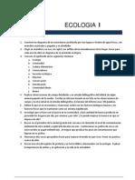 Ecologia i