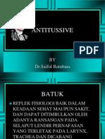 Antitussive
