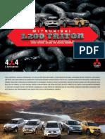 Folder Familia L200 Triton V3