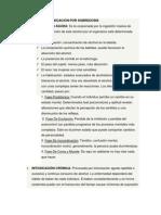 CLASES DE INTOXICASIÓN POR SOBREDOSIS