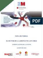 El sector de la aeronáutica en Chile