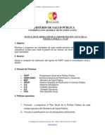 Manual PAAP Al 15 de Mayo