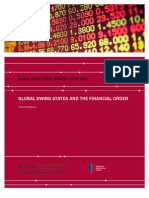 Global Swing States and the Financial Order
