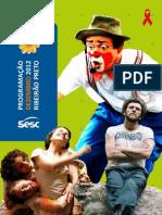 Programação de dezembro do Sesc Ribeirão