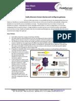 FieldServer Advanced Auto Discovery Application