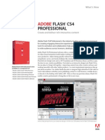 Cs4 Flash Whatsnew