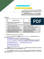 VESNICIA S-A NASCUT LA SAT - proiect transdisciplinar - decembrie 2008
