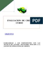 Evaluacion de Créditos