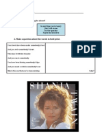 Shania Twain – Whose bed...
