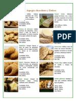 Arpegio Dulces Catálogo
