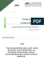 Educacao a Distancia 4linux Abr09