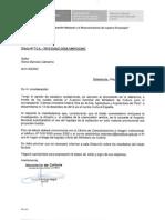 Oficio Ministerio de Cultura - Conversatorio