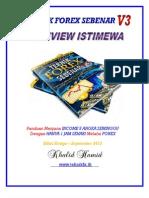 Preview Istimewa TEKNIK FOREX SEBENAR V3 No Passwod 59 Pages
