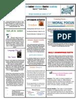 Newsletter 10.19.12