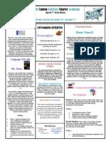 Newsletter 11.2.12