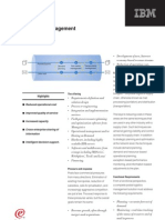 IBM Logistics Management