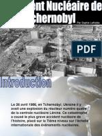 L'accident Nucléaire de Tchernobyl