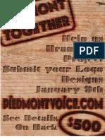 Logo Contest Poster