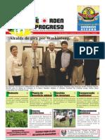 Ciudad de Orden y Progreso - Noviembre 2012-Edición 1
