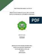 Laporan PKL-wireless LAN